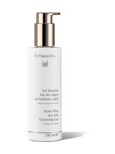 Dr.Hauschka - Stone Pine Sea Salt Cleansing Gel -puhdistusgeeli vartalolle 200 ml | Stockmann