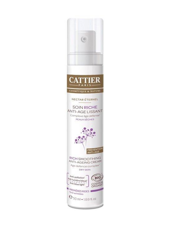 Cattier Paris - Nectar Éternel Rich Smoothing Anti-Ageing Cream -voide 50 ml - NOCOL | Stockmann - photo 1