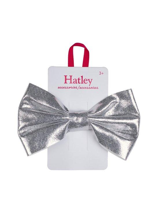Hatley - Silver Shimmer Bow -hiusklipsi - SILVER | Stockmann - photo 1