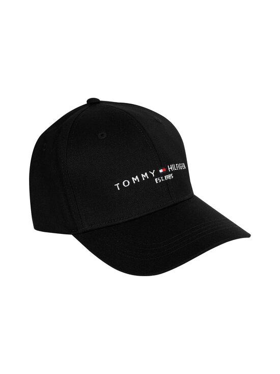 Tommy Hilfiger - ESTABLISHED CAP -lippalakki - BDS BLACK   Stockmann - photo 1