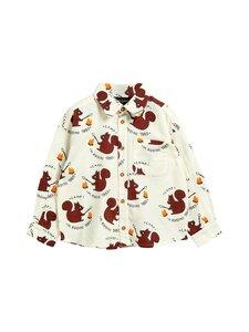 Mini Rodini - Flanell Shirt -paita - 811 OFFWHITE   Stockmann