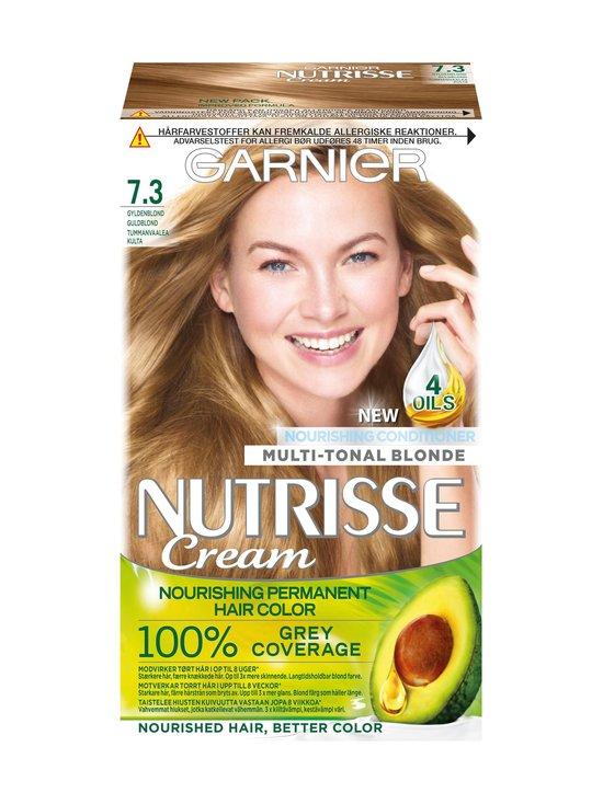Garnier - Nutrisse Cream -hiusväri - 7.3 | Stockmann - photo 1