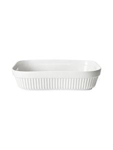 Arabia - Uunikokki-lasagnevuoka 2,5 l - VALKOINEN | Stockmann