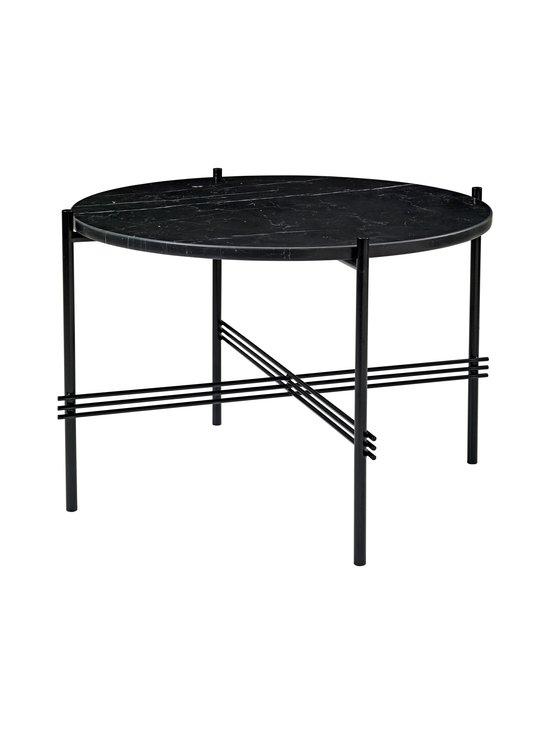 Gubi - TS Coffee Table -sohvapöytä ⌀ 55 cm - BLACK MARQUINA MARBLE | Stockmann - photo 1