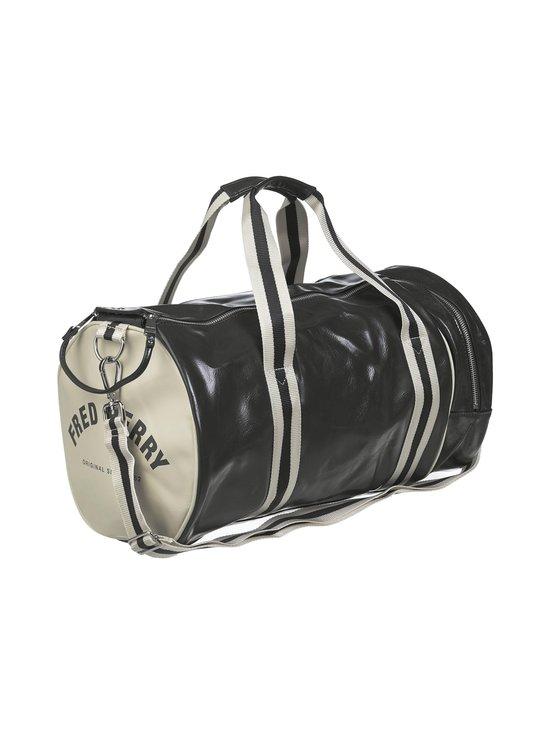 Fred Perry - Classic Barrel -laukku - D57 BLACK/ECRU | Stockmann - photo 2