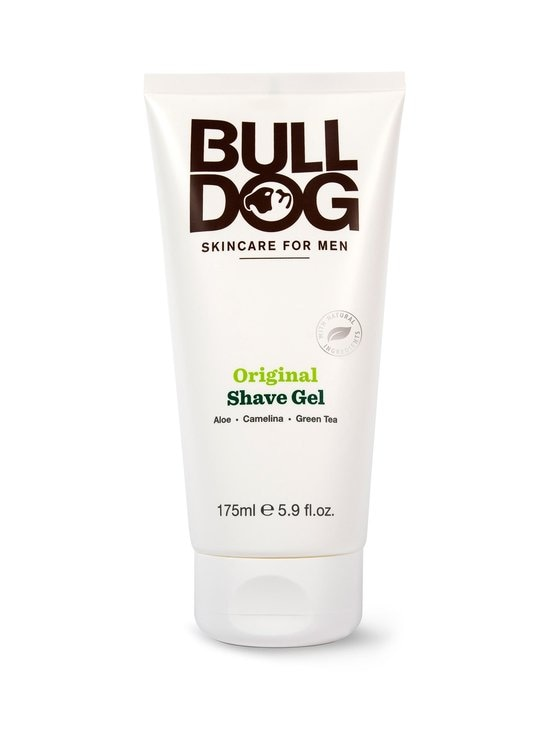 Bulldog Natural Skincare - Original Shave Gel -parranajogeeli 175 ml - null | Stockmann - photo 1