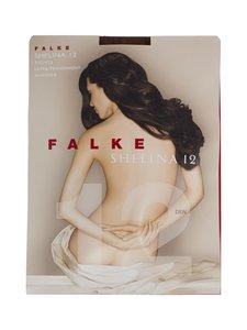 Falke - Shelina 12 den -sukkahousut - COFFEE (TUMMANRUSKEA)   Stockmann