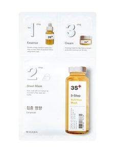 Missha - 3Step Nutrition Mask -kangasnaamio 38,5 g | Stockmann