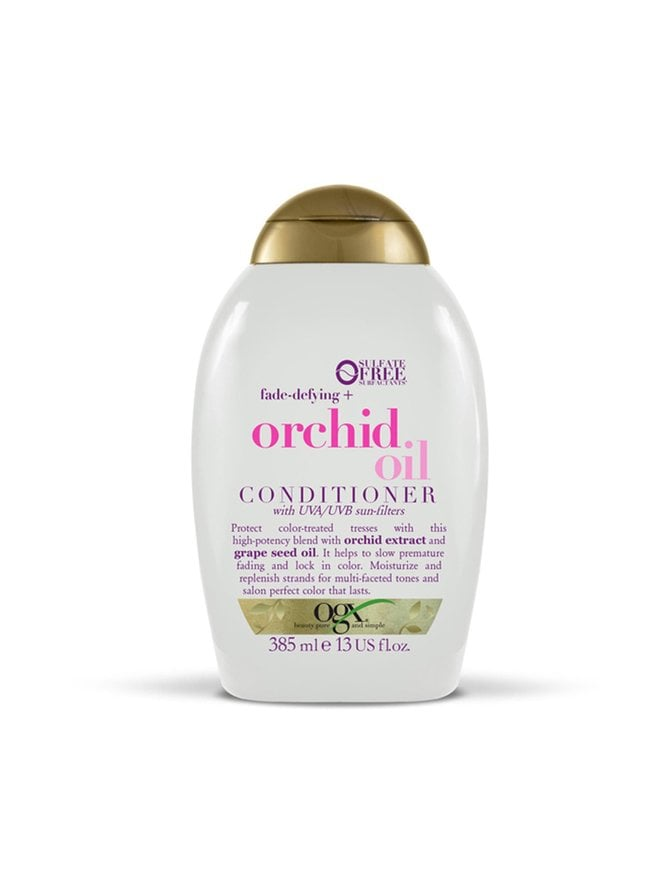 Orchid Oil Conditioner -hoitoaine 385 ml