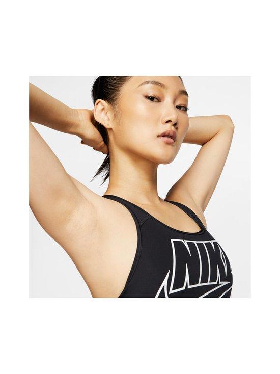 Nike - Swoosh Futura -urheiluliivit - 010 BLACK/WHITE   Stockmann - photo 5