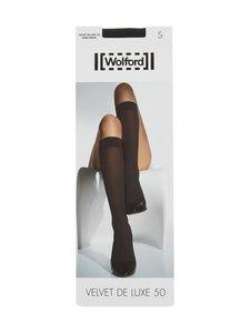 Wolford - Velvet De Luxe 50 den -polvisukat - ADMIRAL | Stockmann