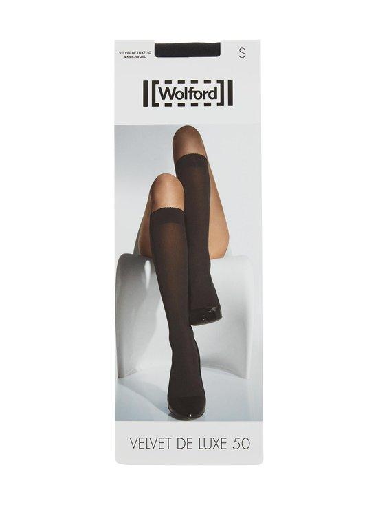 Wolford - Velvet De Luxe 50 den -polvisukat - ADMIRAL | Stockmann - photo 1