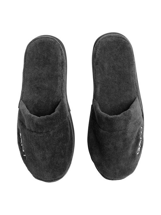 Gant Home - Organic Premium Slippers -tohvelit - 162 ANTRACITE   Stockmann - photo 1
