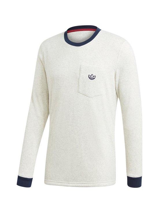adidas Originals - Samstag Terry -paita - OFF WHITE | Stockmann - photo 1