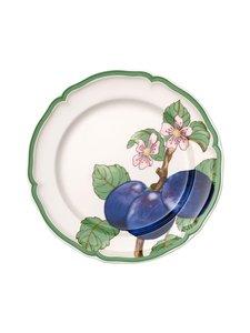 Villeroy & Boch - French Garden Modern Fruits Plum -lautanen 26 cm - PLUM | Stockmann
