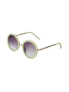 A+more - Fabulous-aurinkolasit - MINT GREEN/GOLD   Stockmann