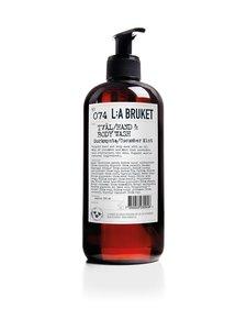 L:A Bruket - CucumberMint-nestesaippua 450 ml - null | Stockmann