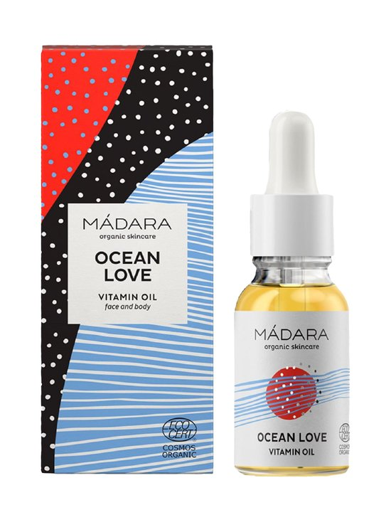 Madara - OCEAN LOVE Vitamin Oil -kasvoöljy 15 ml - NOCOL | Stockmann - photo 2