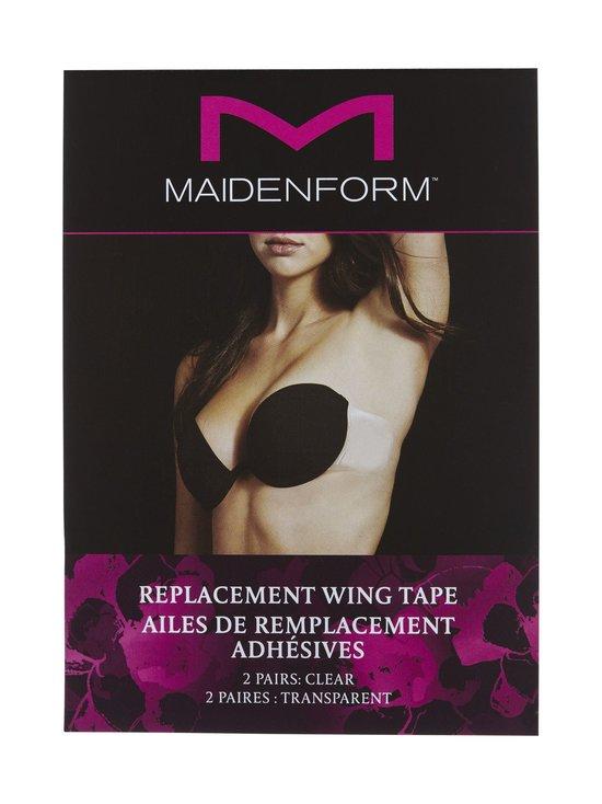 Maidenform - Replacement Tapes -rintaliiviteipit - CLEAR (LÄPINÄKYVÄ)   Stockmann - photo 1