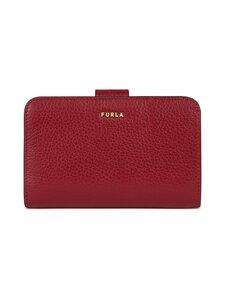 Furla - Babylon M Compact Wallet -nahkalompakko - CGQ00 CILIEGIA D | Stockmann