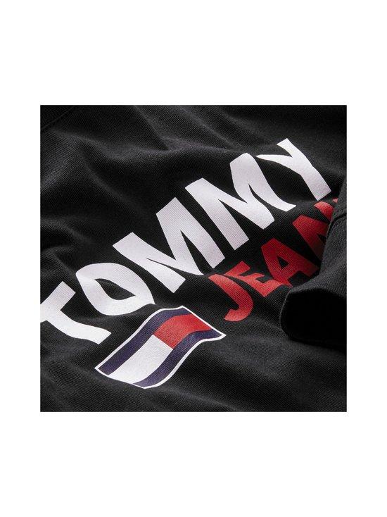 Tjm Longsleeve Corp Logo Tee -paita