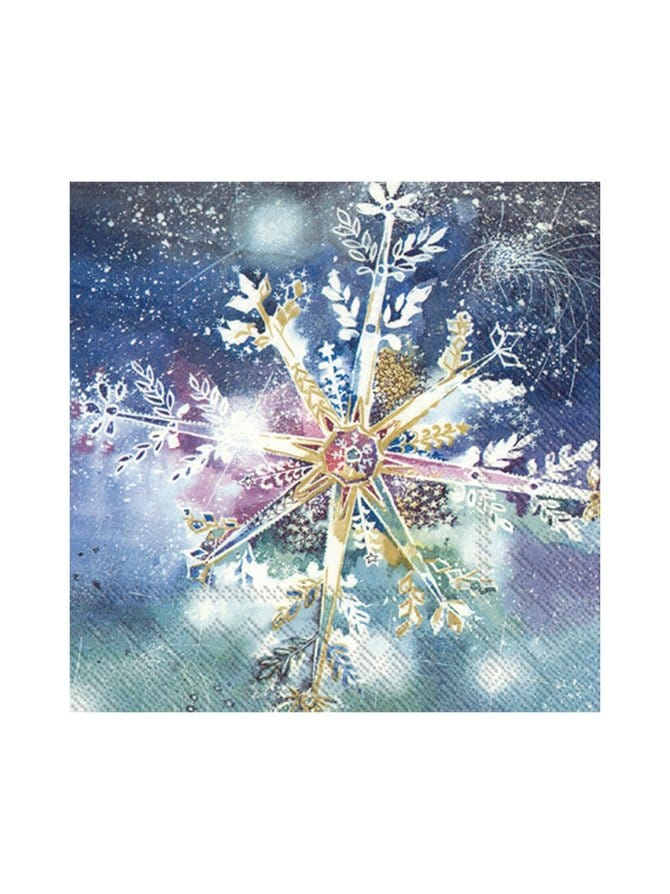 Sparkling Night -servetti 33 x 33 cm