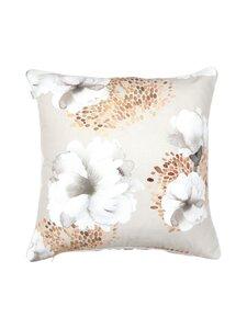 Pentik - Neilikka-tyynynpäällinen - WHITE | Stockmann