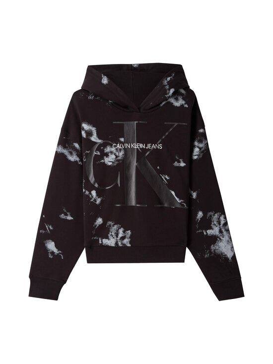 Calvin Klein Jeans Plus - PLUS CLOUD WASHED HOODIE -collegehuppari - BEH CK BLACK | Stockmann - photo 1