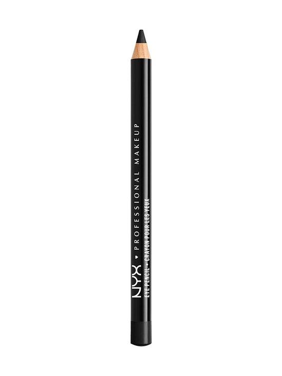 NYX Professional Makeup - Slim Eye Pencil -silmänrajauskynä - 901 BLACK | Stockmann - photo 1