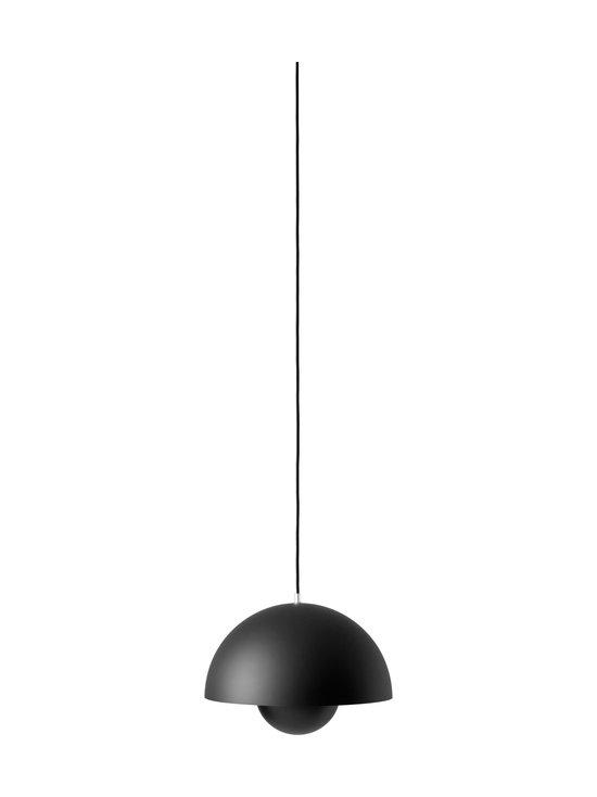 &tradition - Flowerpot VP7 -valaisin Ø 37 cm - MATT BLACK   Stockmann - photo 1