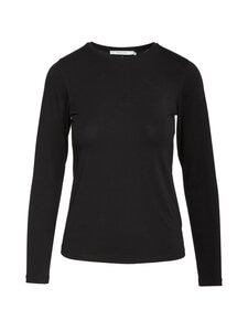Andiata - Sibio LS Jersey -paita - BLACK | Stockmann