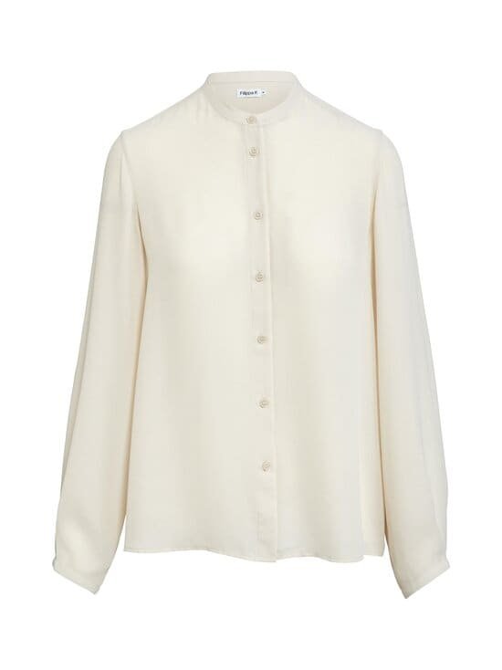 Filippa K - Gia-pusero - 8498 IVORY | Stockmann - photo 1