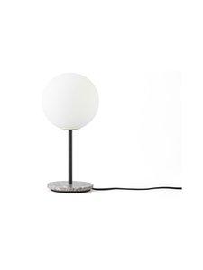 Menu - TR Bulb -pöytävalaisin 20 x 41 cm - GREY MARBLE | Stockmann