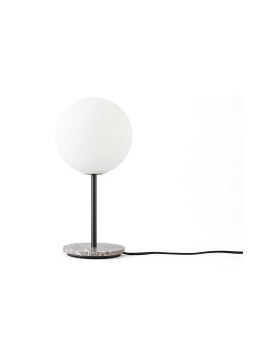 Menu - TR Bulb -pöytävalaisin 20 x 41 cm - GREY MARBLE | Stockmann - photo 1