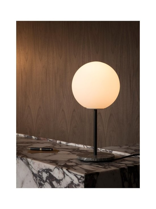 Menu - TR Bulb -pöytävalaisin 20 x 41 cm - GREY MARBLE | Stockmann - photo 2