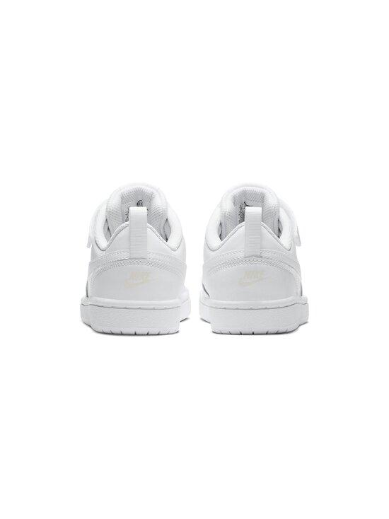 Nike - Court Borough Low 2 -sneakerit - 100 WHITE/WHITE-WHITE | Stockmann - photo 4