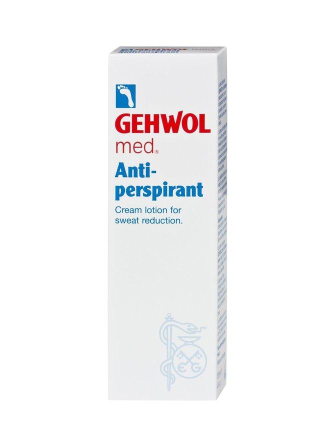Antiperspirant Cream-Lotion -jalkavoide 125 ml