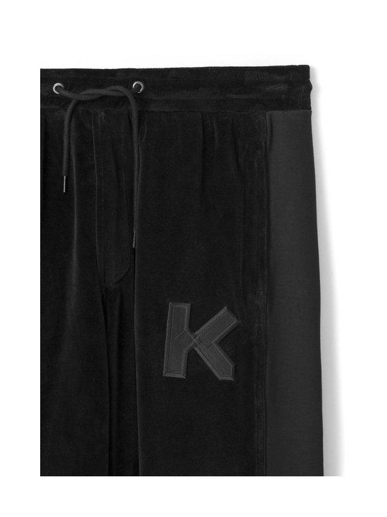 Kenzo - Velvet Mix -housut - 99 BLACK | Stockmann - photo 3