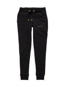 Superdry - Established Jogger -housut - 02A BLACK | Stockmann
