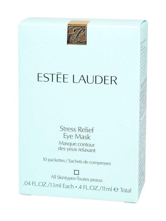 Estée Lauder - Stress Relief Eye Mask -silmänaamiopakkaus 10 kpl - null | Stockmann - photo 1