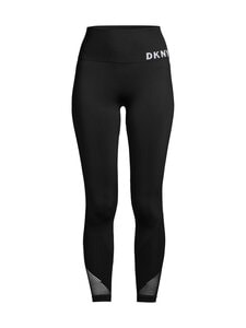 DKNY Sport - High-Waisted Seamless Leggings -treenitrikoot - BLK BLACK | Stockmann