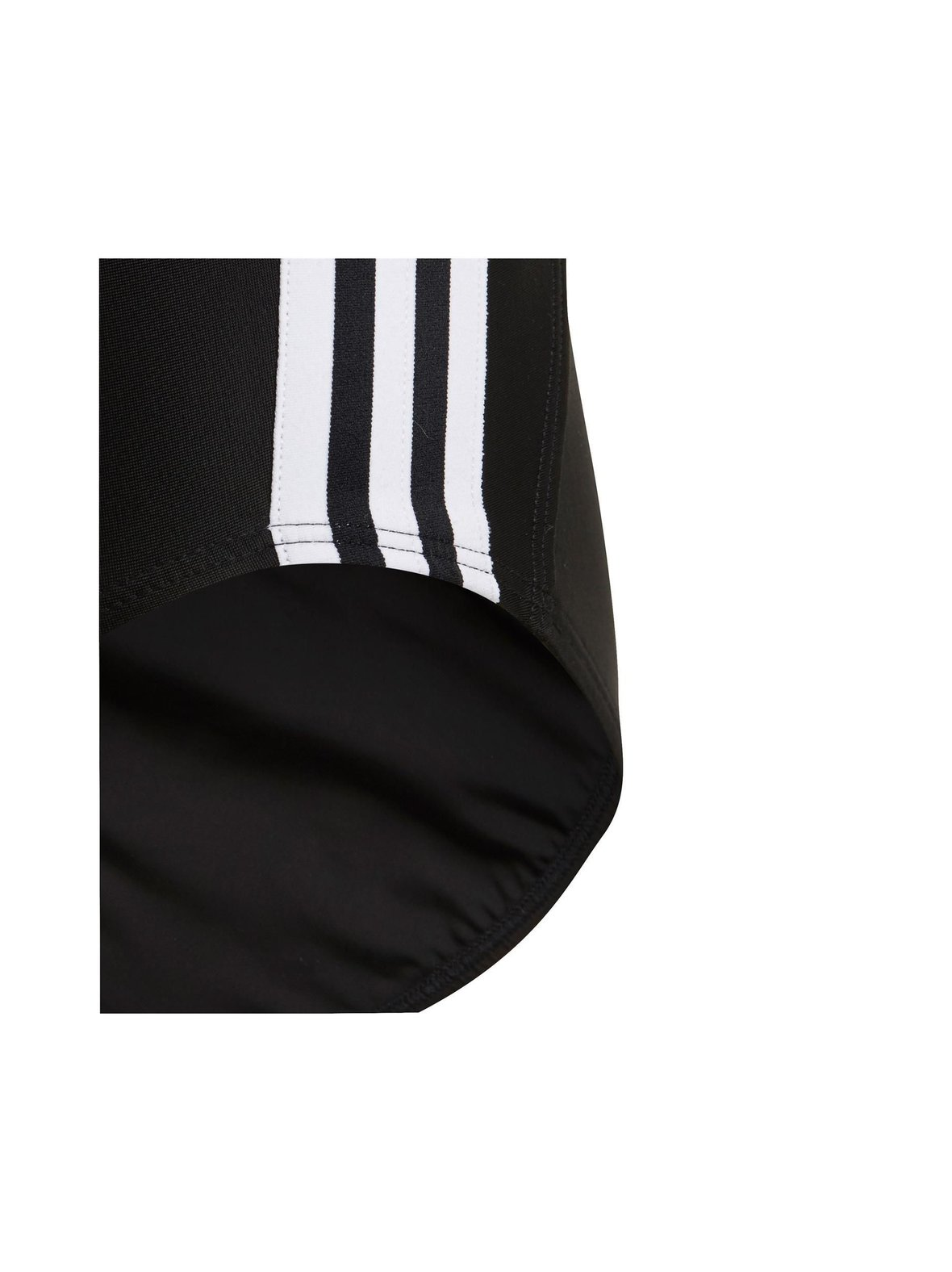 Black (musta) Adidas Performance Fit Suit -uimapuku  0a34d1c8cc