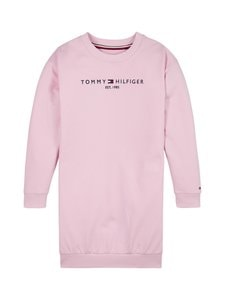 Tommy Hilfiger - Essential Sweat Dress -collegemekko - TOJ ROMANTIC PINK | Stockmann