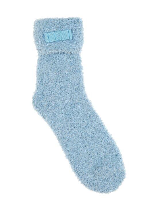 Cuddly Socks - Graceful W Bow -sukat - 4160 CHAMBRAY BLUE | Stockmann - photo 1