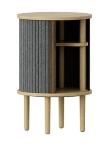 UMAGE - Audacious-sivupöytä 380 x 380 x 590 mm - SLATE GREY | Stockmann