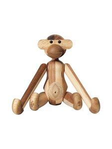 Kay Bojesen - Monkey Reworked Anniversary Small -apinafiguuri 20 cm - MIXED WOOD | Stockmann