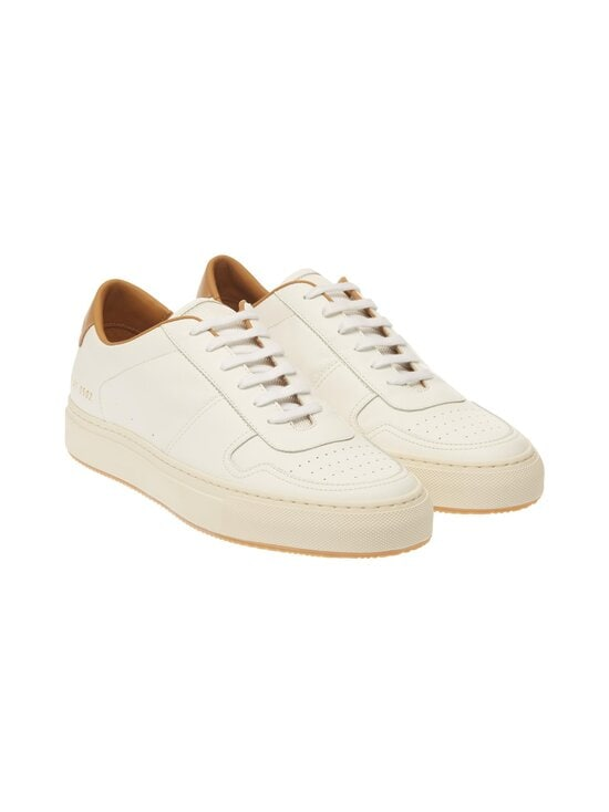 COMMON PROJECTS - Bball '90 -sneakerit - 0502 WHITE/TAN   Stockmann - photo 4