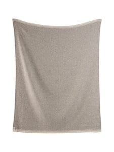 Røros Tweed - Una-huopa 150 x 200 cm - GREY | Stockmann