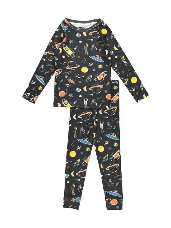 Bogi - Neppe-pyjama - ALMOST BLACK AOP | Stockmann - photo 1