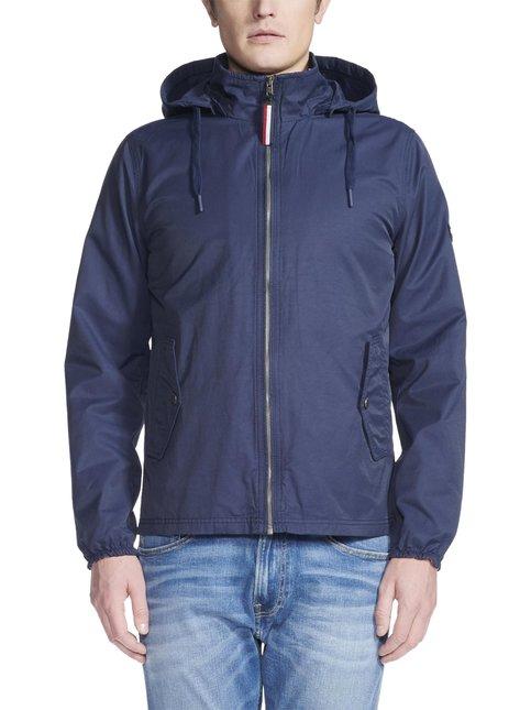 TJM Essential Hooded Jacket -takki